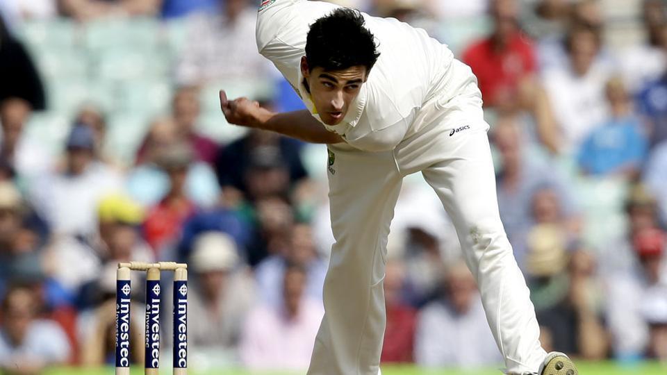 Mitchell Starc,Australia vs Pakistan,Steve Smith
