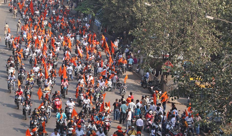 According to sources, the morcha would be the biggest that the community has taken out so far.
