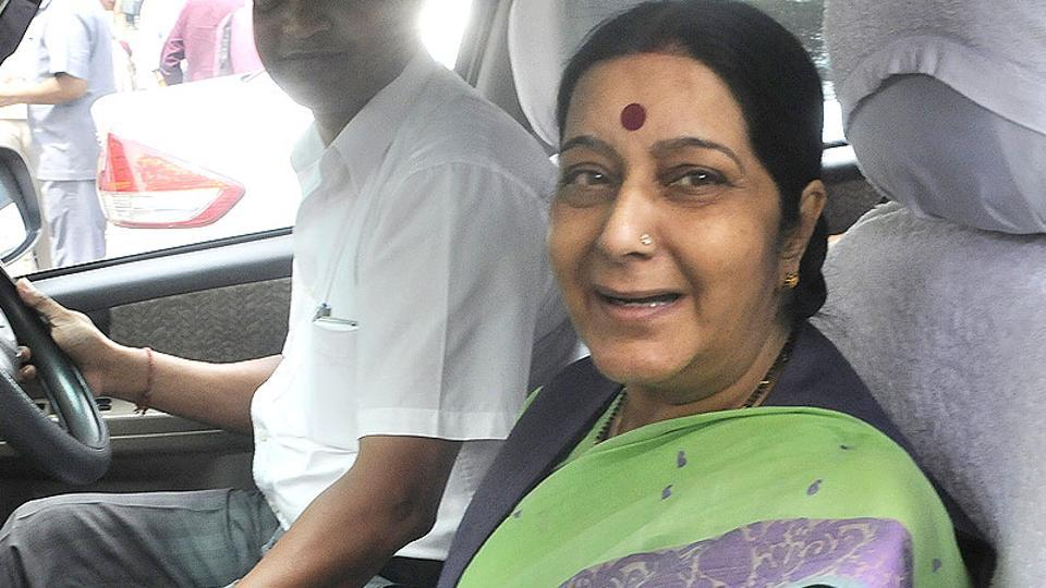 External affairs minister Sushma Swaraj was successfully operated for kidney transplant on December 10.