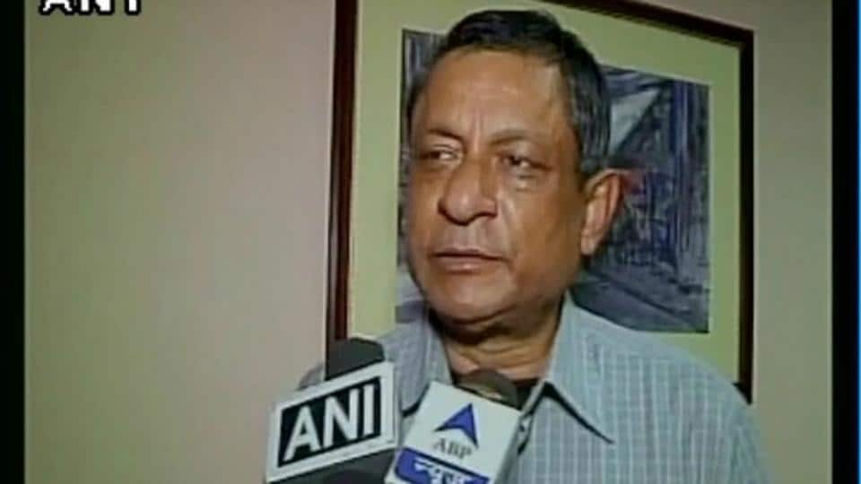 Satish Verma, the chief vigilance officer of North-Eastern Electric Power Corporation