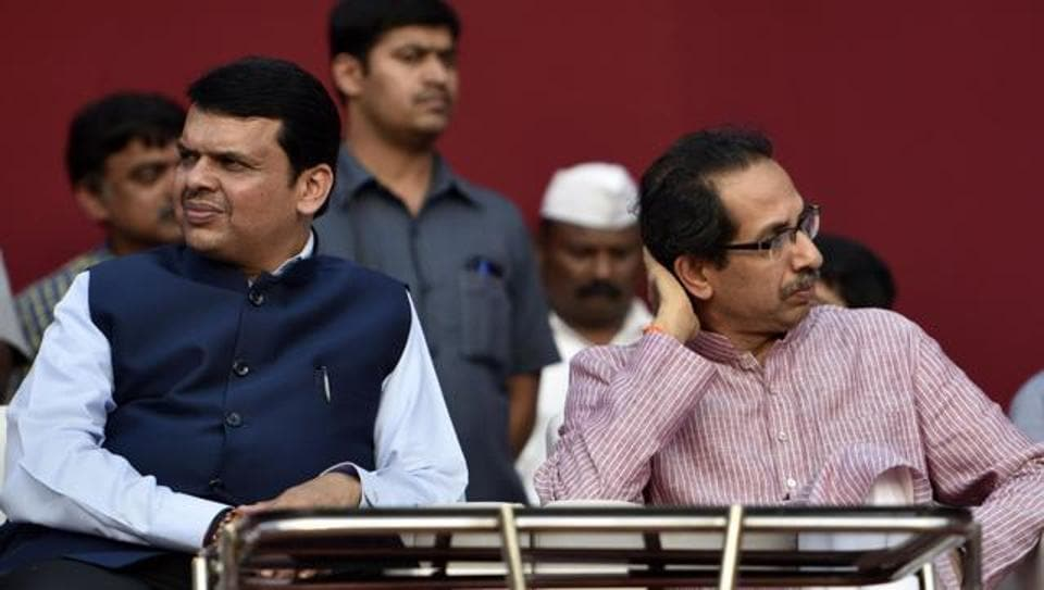 The polls are said to give an insight into whether the ruling BJP still holds sway among the public over its ally Shiv Sena