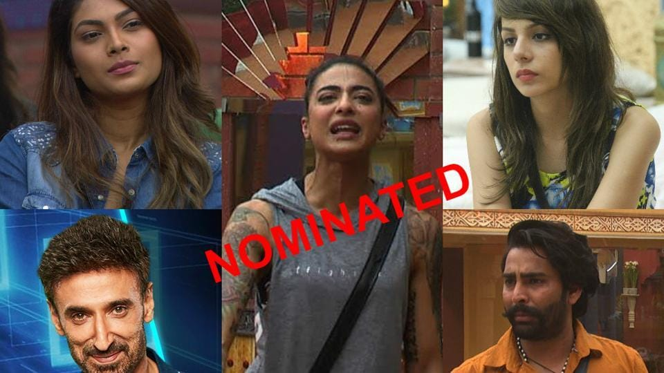 Bani Judge, Rahul Dev Kaushal, Nitibha Kaul, Manveer Gujjar and Lopamudra Raut have been nominated for this week's elimination round.