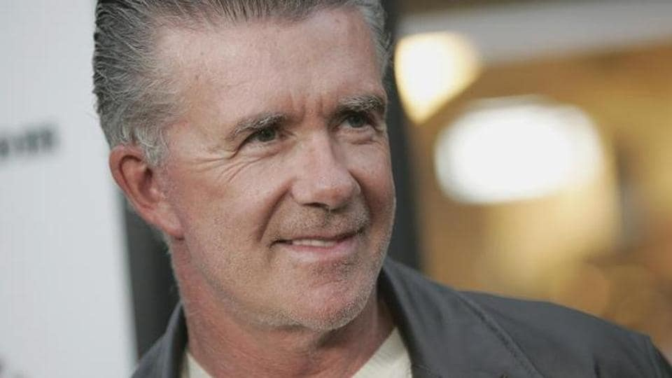 Actor Alan Thicke was well-known for his role in Growing Pains.