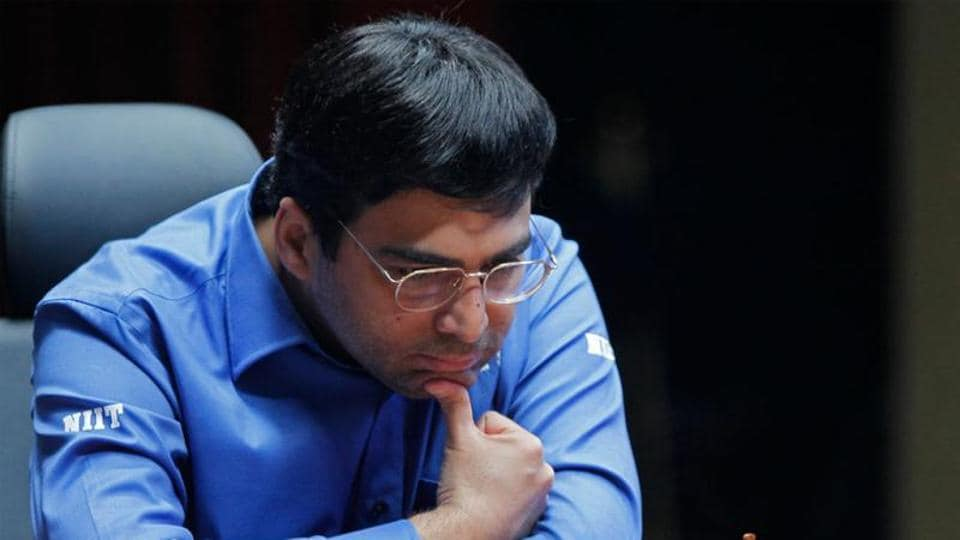 Viswanathan Anand,Michael Adams,London Chess Classic