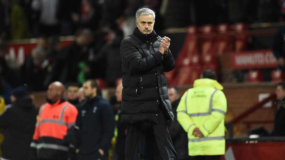 Manchester United F.C.,José Mourinho,Premier League