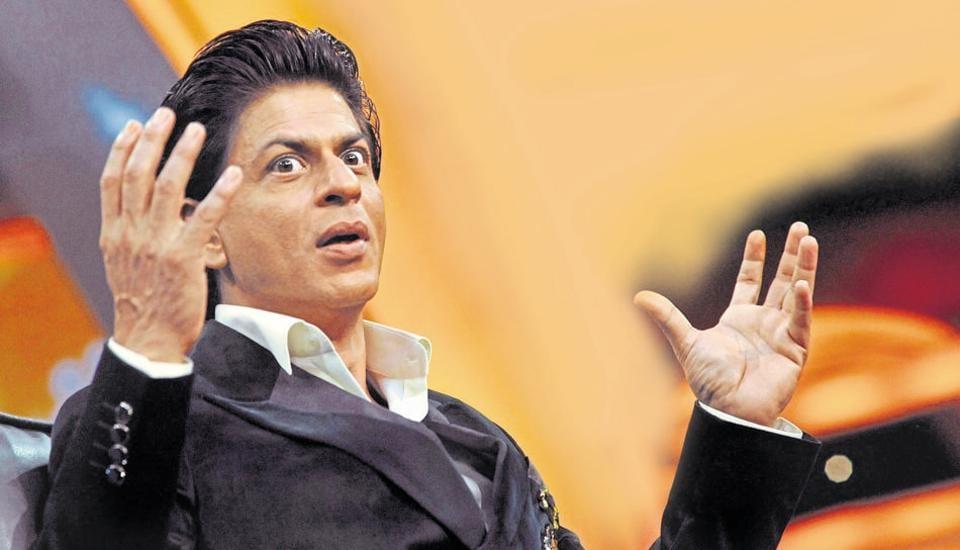 Actor Shah Rukh Khan played debut co-star for Deepika Padukone and Anushka Sharma.