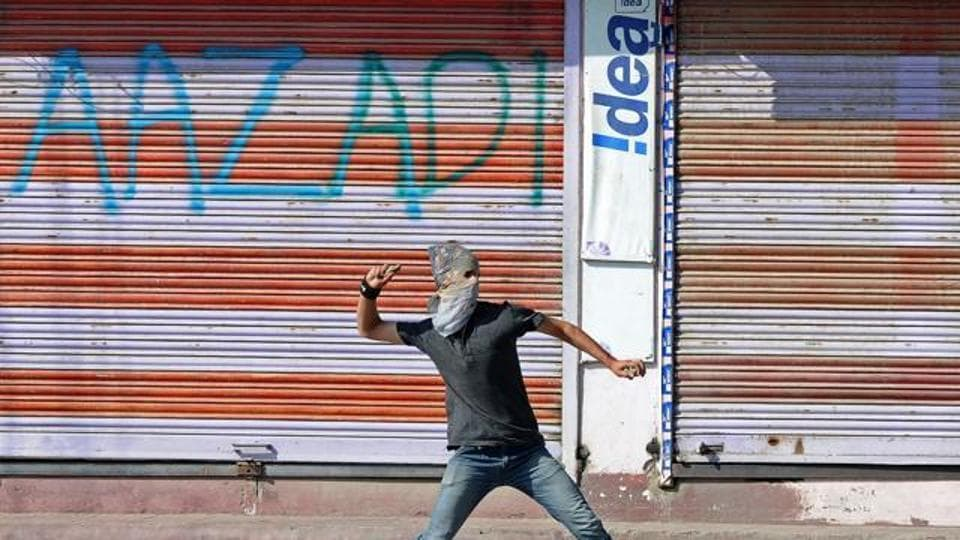 Kashmir was plunged into chaos in July after militant commander Burhan Wani was gunned down in an encounter. Civilian protests broke out, leading to the longest continuous curfew in the northern state.