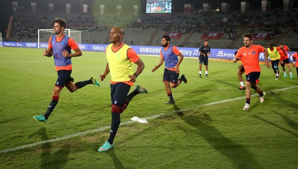 Delhi Dynamos,Kerala Blasters,ISL
