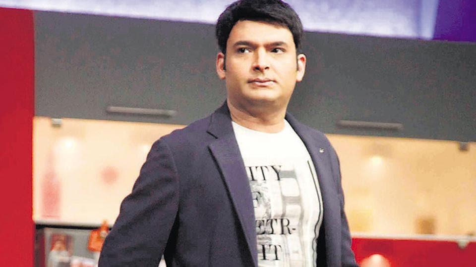 Kapil Sharma,Kapil Sharma comedy nights,Kapil Sharma booked
