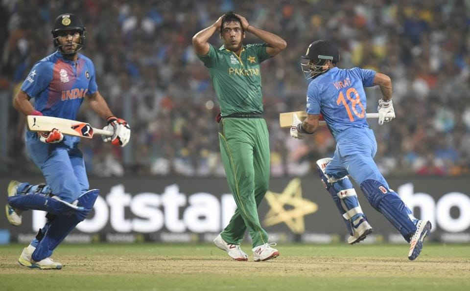 India and Pakistan last met in the T20 World Cup earlier this year. India won the meeting at Eden Gardens.