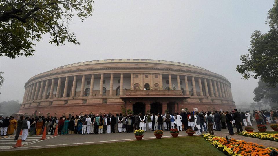 Parliament,demonetisation,winter session