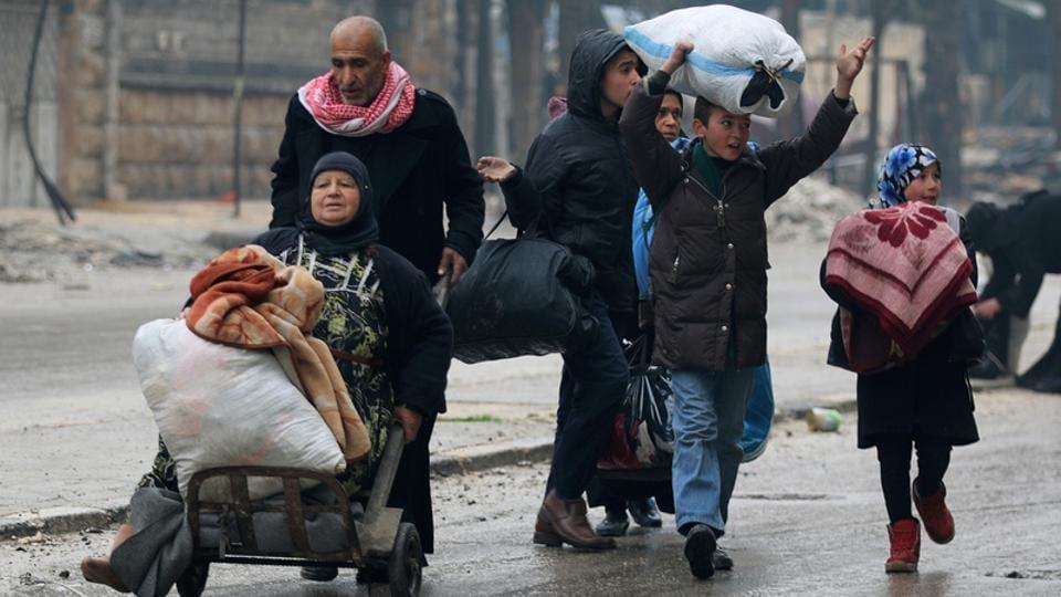 United Nations,Battle of Aleppo,Aleppo