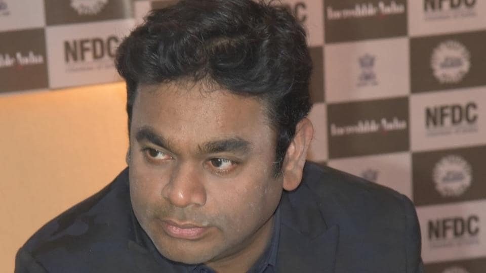 Music Composer AR Rahman has been nominated in the Original Score category for his work in Pele: Birth of a Legend.