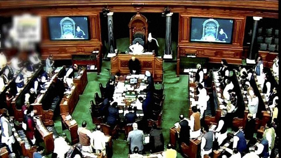 Lok Sabha,Lok Sabha adjourned,Demonetisation