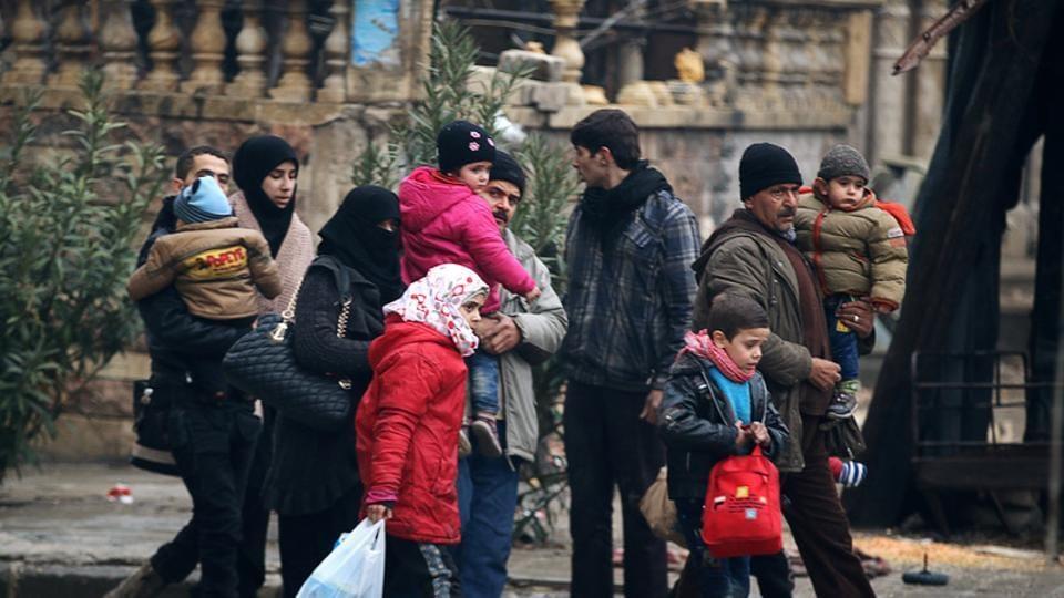 Aleppo battle ends,Aleppo battle,Aleppo citizens