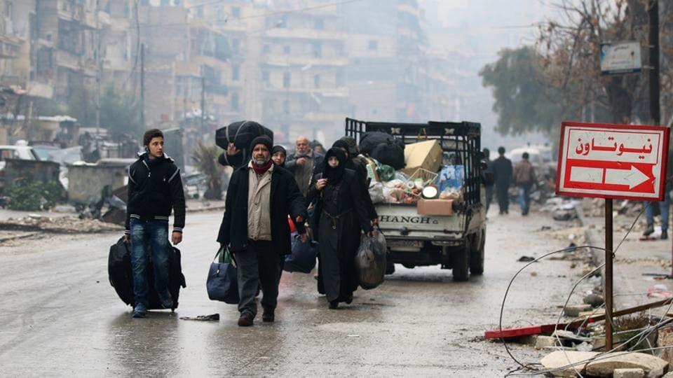 Aleppo,Syrian crisis,Bashar al-Assad