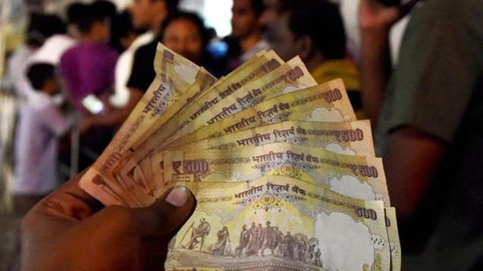 Black Money,Deonetisation,Old Rs 500 notes