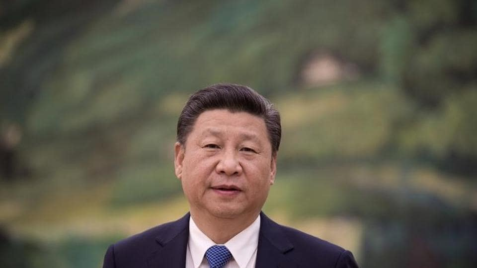 China's President Xi Jinping looks on before meeting with former U.S. Secretary of State Henry Kissinger (not pictured) at the Great Halll of the People in Beijing, China December 2, 2016.