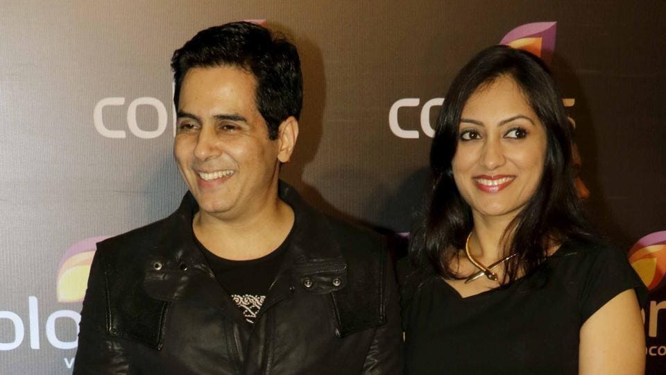 TV actors Aman Verma and Vandana Lalwani got engaged in December last year.
