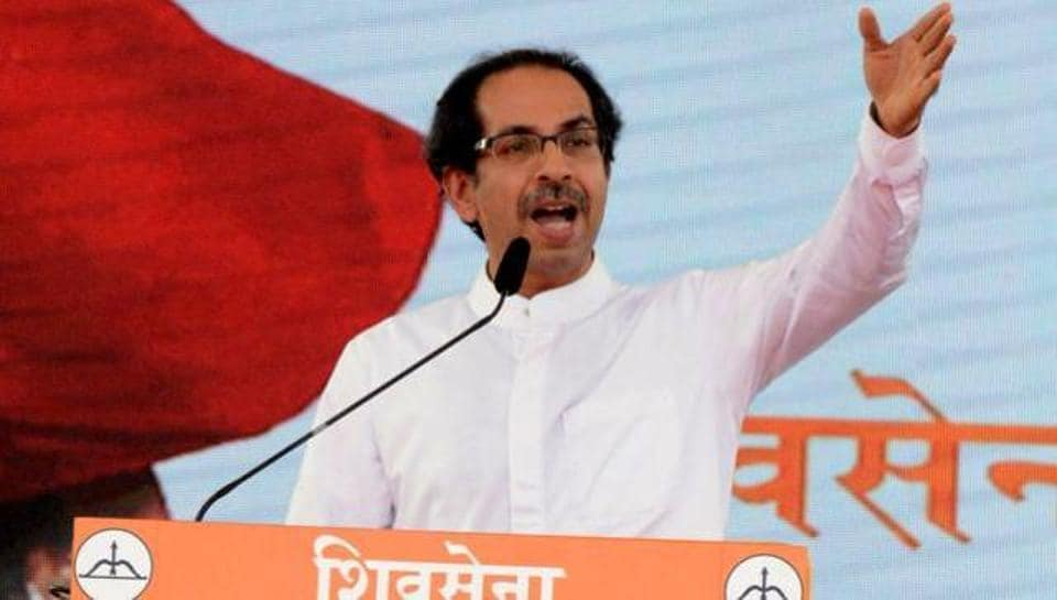 Shiv Sena chief Uddhav Thackeray on Thursday inducted prominent faces from the Gujarati community.