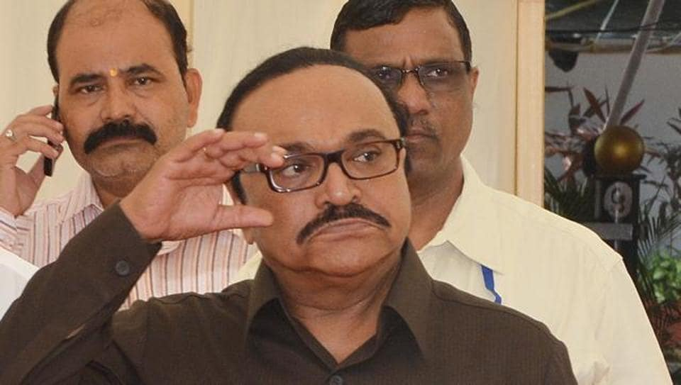 Deputy Maharashtra chief minister Bhujbal had recently refused to undergo angiography until he consulted his family members