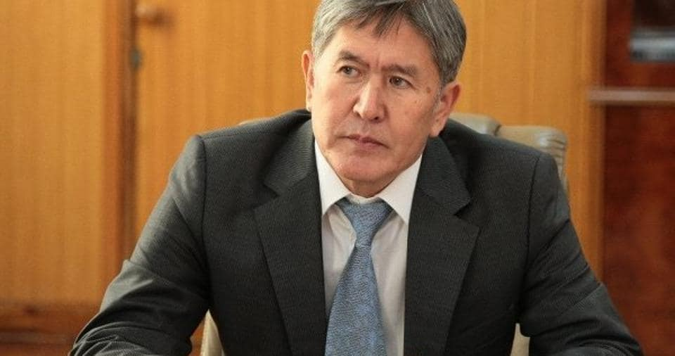 Kyrgyz President,Almazbek Sharshenovich Atambayev,Kyrgyz President to visit India