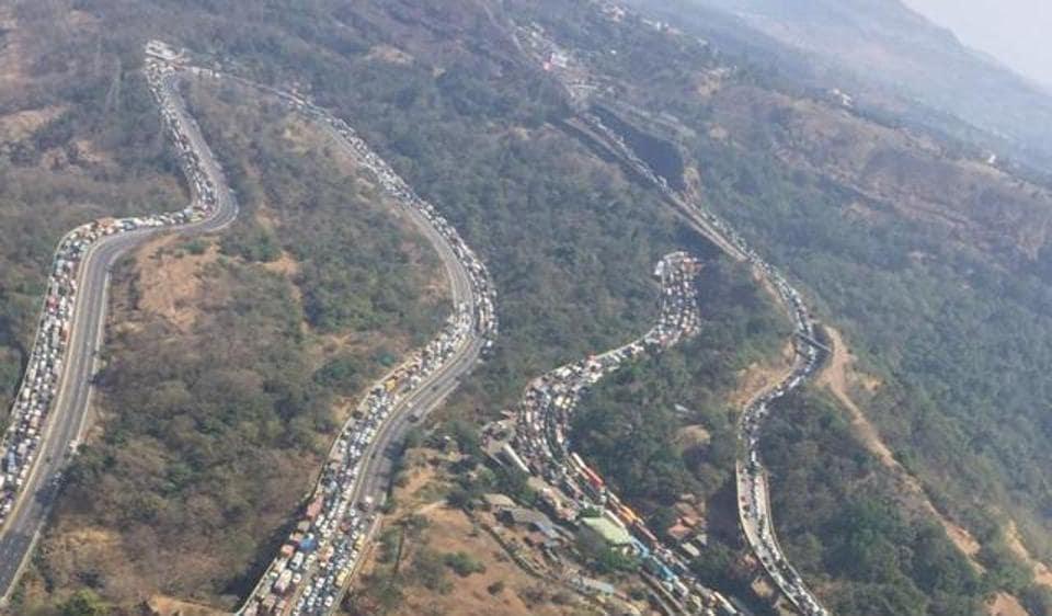 Mumbai,Pune,Expressway