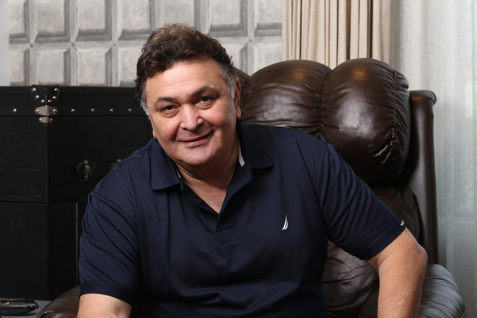 Rishi Kapoor believes that directors probably didn't trust him enough when it came to complex characters