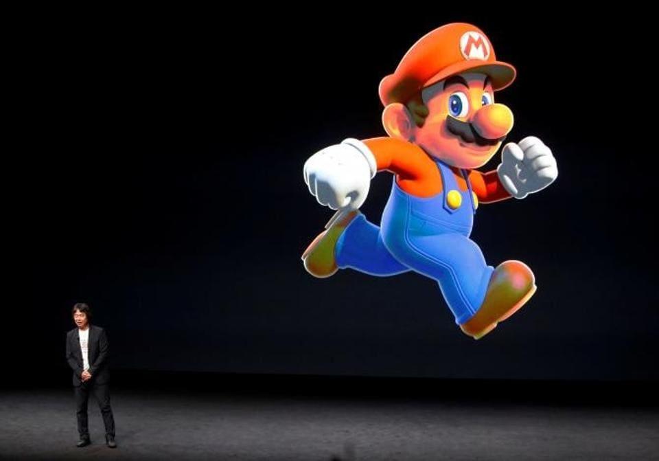 Nintendo,risky mobile games,Super Mario