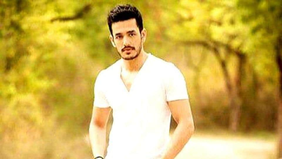 Akhil Akkineni,Telugu actor Nagarjuna's son from his second wife, Amala, got engaged to Shriya Bhupal on December 9.
