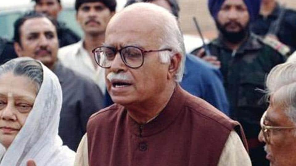 LK Advani,Parliament,BJP