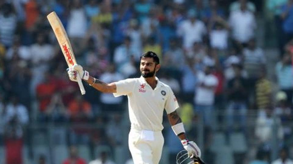 Virat Kohli has turned around his poor record against England in the current series, scoring 640 runs at an average of close to 130.