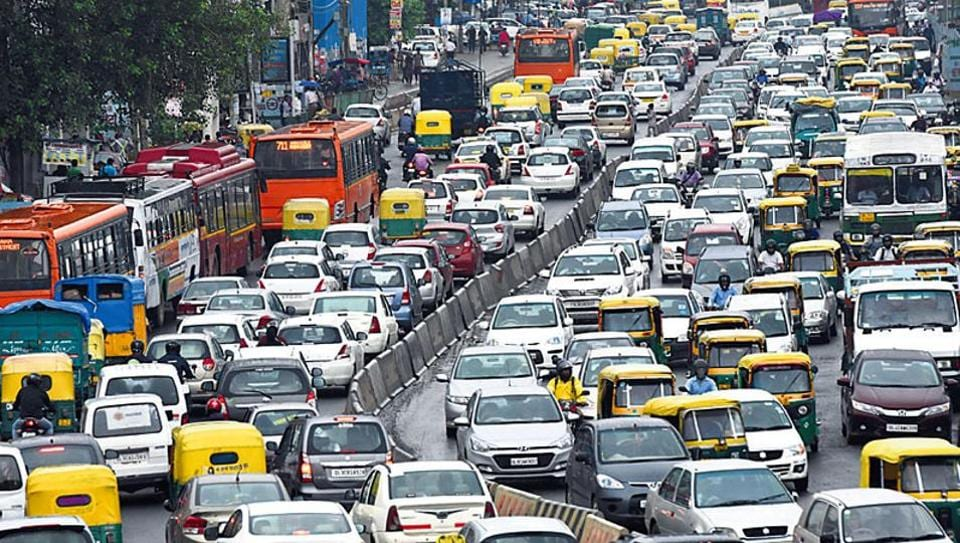 Study shows a person travelling a distance of 40 km by a private vehicle during peak hours in Delhi spends an average of 3.43 hours on the road, as opposed to 1.36 hours in 2011.