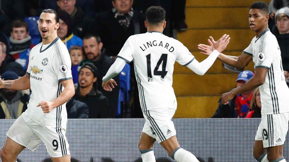 Manchester United F.C.,Jose Mourinho,Zlatan Ibrahimovic