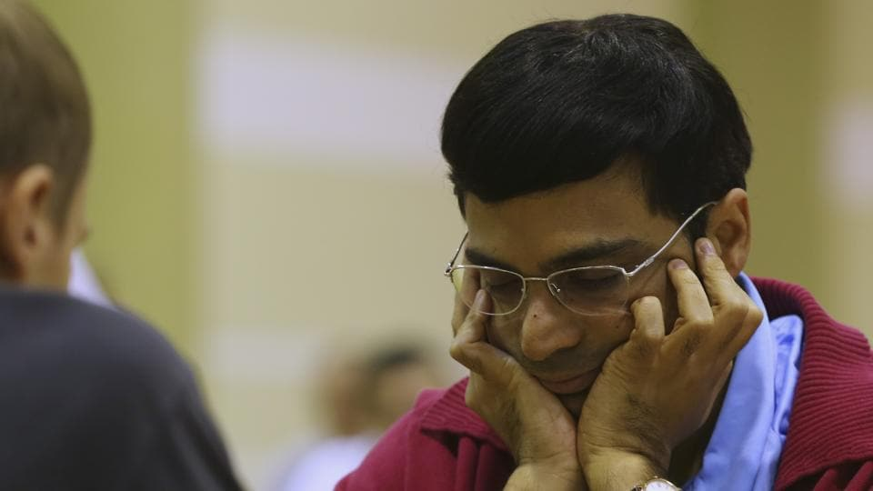 Viswanathan Anand unfurled the Queen's Gambit declined move as he held Wesley So to a draw in the London Chess Classic.