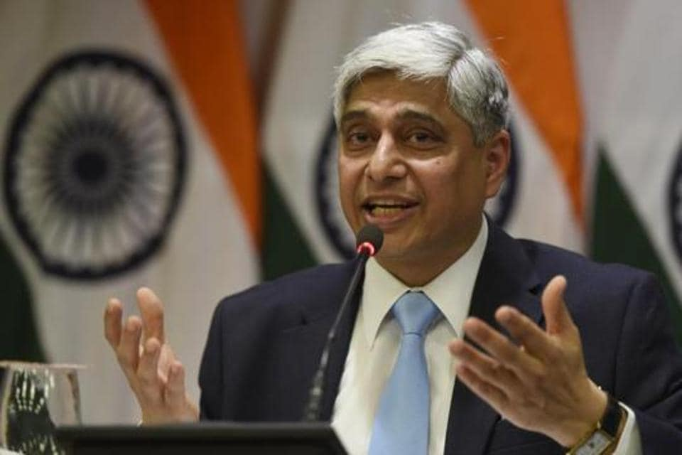 Ministry of external afairs (MEA) spokesperson Vikas Swarup has been appointed the high commissioner to Canada.