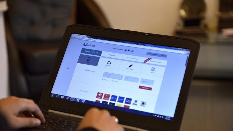 digital sales,cashless payment,MobiKwik