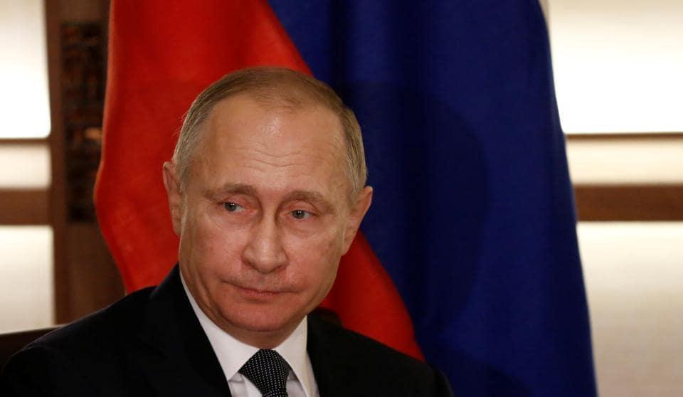 Vladimir Putin,US intelligence,Hillary Clinton
