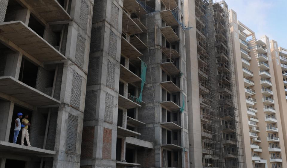Gurgaon accounts for more than 90 per cent of real estate deals in Haryana.