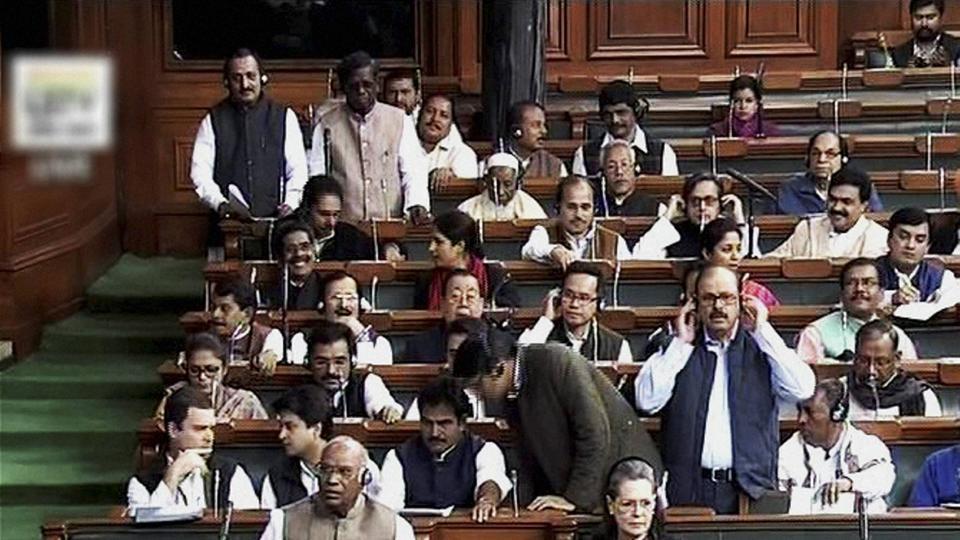 House Logjam,Parliament,Narendra Modi