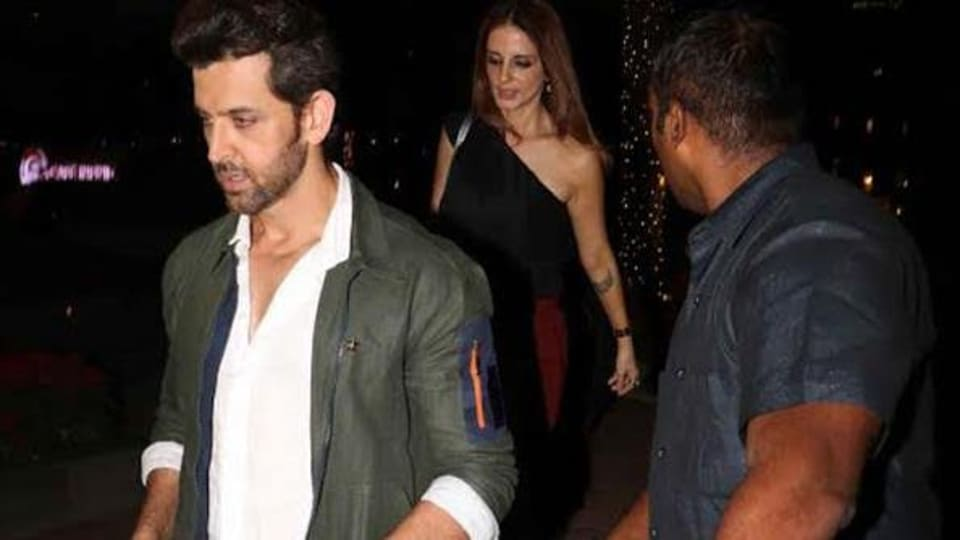 Hrithik and Susanne have never let their separation come in the way of their parenting.