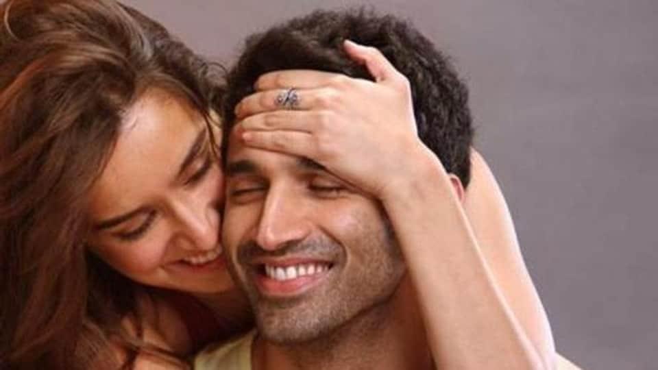 Shraddha Kapoor ansd Aditya Roy Kapur play lead roles in OK Jaanu.