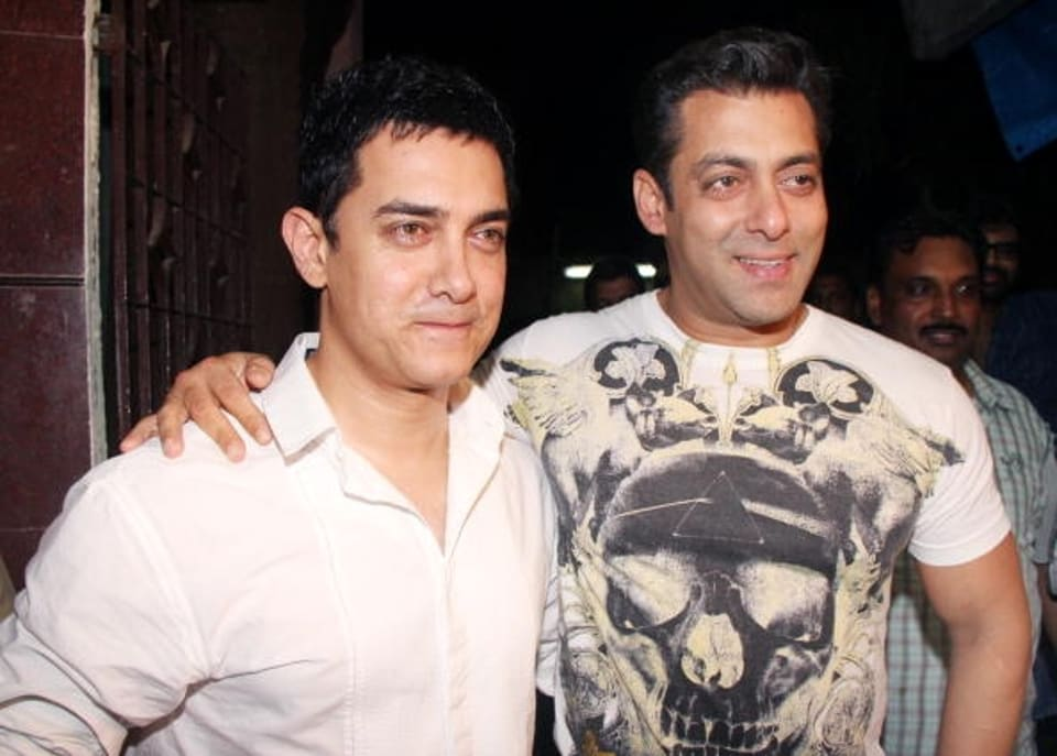 Now, reports claim that Aamir might leave Mumbai for Panchgani on December 26, thereby missing Salman's birthday bash.