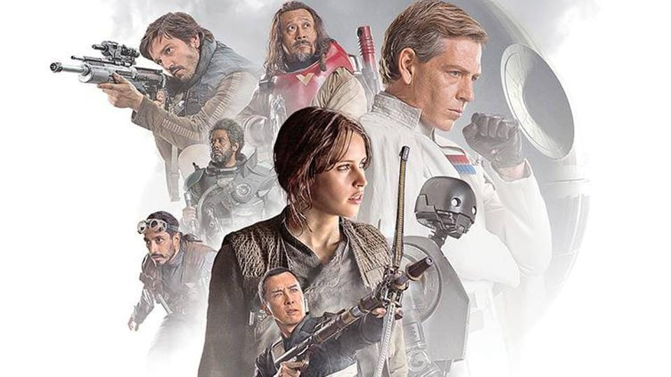 Rogue One,Rogue One Review,Star Wars Rogue One