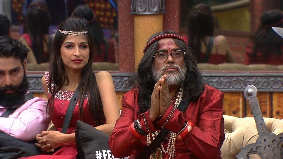 Priyanka Jagga,Om Swamiji,Bigg Boss 10