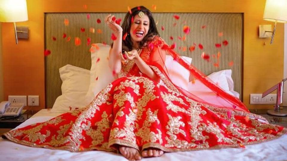 Kishwer shared pictures on Instagram from the mehendi and haldi functions, the photoshoot with her bridesmaids and the photoshoot with her to-be-hubby.