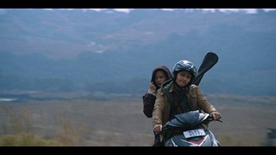 Satish Raj Kasireddi's Mia I'm is about a young girl who becomes a viral rap sensation.