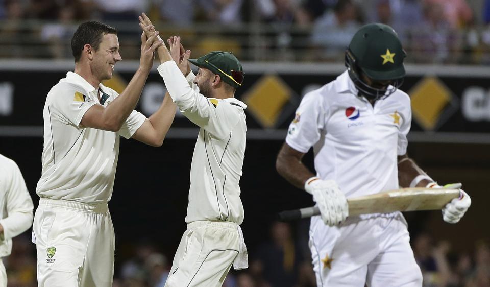 Australia vs Pakistan,Brisbane Test,Mitchell Starc