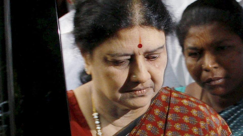 """Referring to reports in the media that """"few party members"""" wanted Sasikala to assume the post of AIADMK General Secretary, the petition against Chinnamma's elevation said she was given party's primary membership in March 2012."""