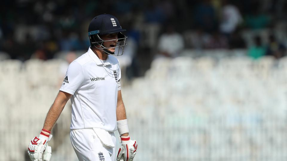 Joe Root was upset at his departure but Real-Time Snicko had detected the edge and he missed out on his fourth century. (BCCI)